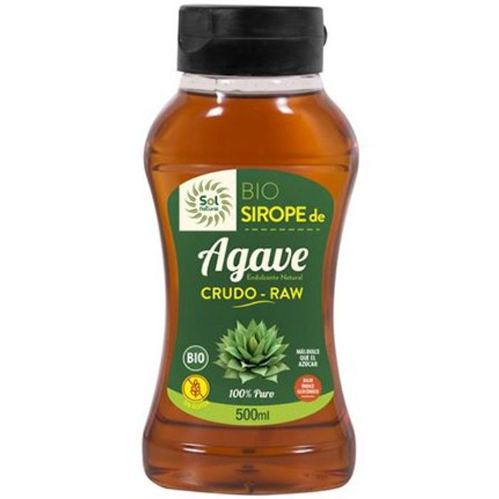 Agave RAW 500ml SOL NATURAL
