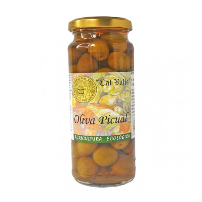 Olives PICUAL 200g CAL VALLS