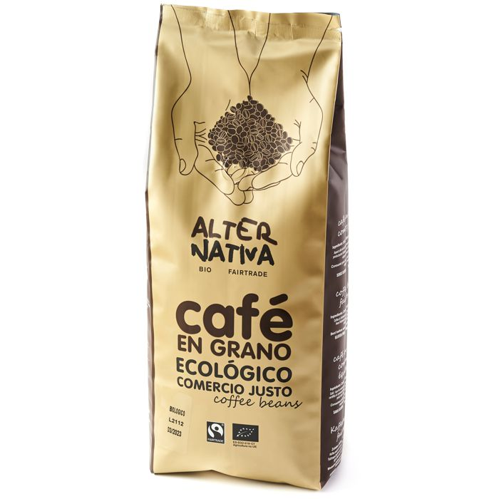 Cafè en gra DESCAFEÏNAT 1 kg ALTERNATIVA3