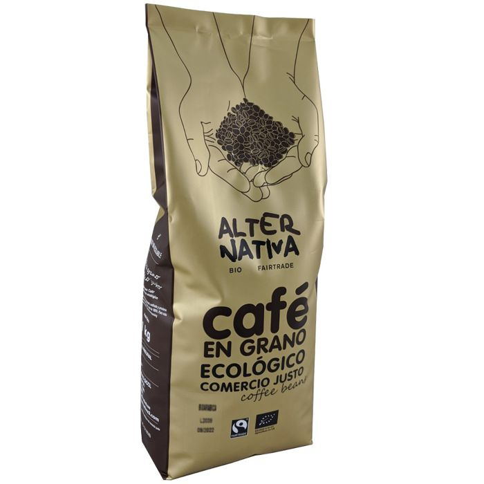 Cafè en gra COLOMBIA 1Kg ALTERNATIVA3